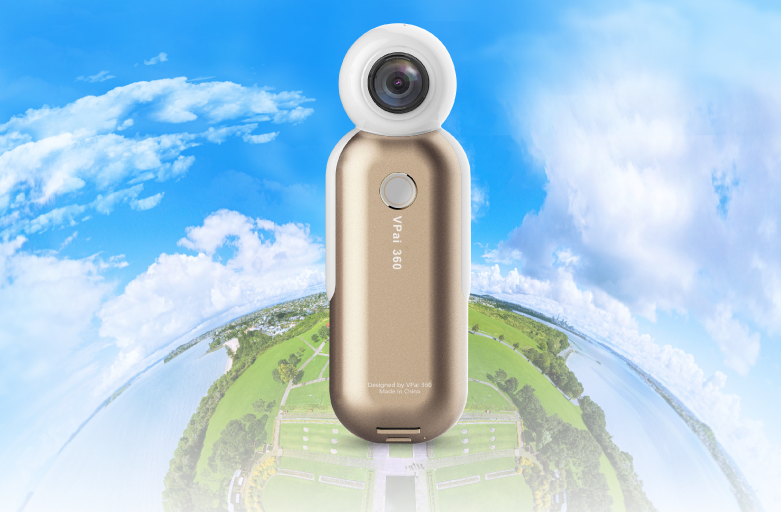 VIA Launches VPai Slide 360-Degree Video Camera Platform
